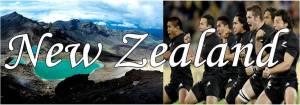 New Zealand Banner